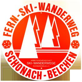 Fernskiwanderweg Logo